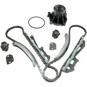 Timing Chain Kit For 96-99 Ford Mustang 98-2001 Lincoln Town Car W/ Water Pump