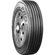 4 Tires Cooper Pro Series Lhs 295/75r22.5 Load G 14 Ply Steer Commercial