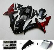 Abs Plastic Fairing Fit For Yamaha Yzf R1 2000-2014 Yzfr6 1998-2016 Yi