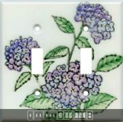 Hydrangea Switch Plates Wall Plates And Outlet Covers