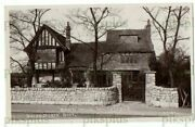 Old Postcard Barn House Whitstable Kent Queen Maryand039s Gift Real Photo 1910-20