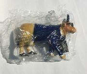 Cow Parade Andldquojoe Paandrdquo 6530 - Retired And Very Rare - Hand Numbered Penn State New