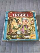 Germany Board Game Aunt Trowdel's General Store With Japanese Translation
