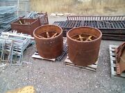 Fordson Tractor Parts- Steel Wheels