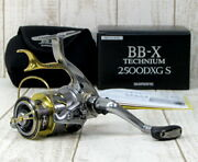 Secondhand For For Shimano Reel 15 Bb-x Technium 2500dxg Left Fishing Tackle