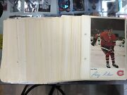 1971-1972 Toronto Sun Nhl Action Players Photos 218 In Good Condition
