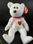 Valentino Style 4058 Ty Beanie Baby Original Rare Mint Condition With Errors
