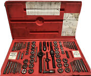 Snap-on Tdtdm500a 76-piece Tap And Die Set - Incomplete Usa 🇺🇸