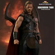 Hot Toy Mms416 16 Scale Thor Ragnarok 2017 Toy Fair Limited Edition Statue