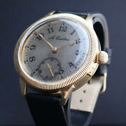1910 Custom Watches With Lecoultre Pocket Watch Movement Recase Antique
