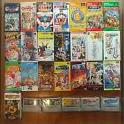 Super Nes Set Of 31 Langrisser Pretend Girls The Game Aretha Onigami Advent Oni