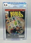 Noble Causes Family Secrets 3 Variant Cgc 9.4 1st Cameo Appearance Invincible