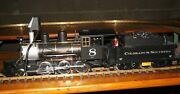 Ürf9 ] Lgb G Scale 23192 Us Steam Mogul Colorado And Southern With Sound Boxed