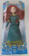 Disney Store Princess Doll Merida And The Forest Of Fear 460702395901