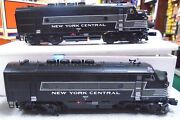Lionel 6-14552 Nyc F-3aa Set Powered And Non Powered Engines O Scale Lj2