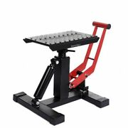 Adjustable Lift Jack Stand Repairing Table For Adventure Touring Motorcycle Bike