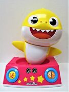 Pinkfong Baby Shark Official By Wowwee - Baby Shark Dancing Interactive Dj Toy