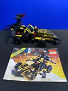 Vintage Lego 6941 Space Battrax Vehicle 100 Complete With Instructions 1987
