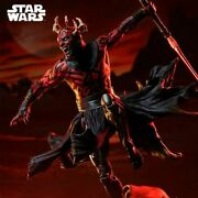Side Show Star Wars Darth Mall Smile Limited Edition Statue