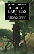 Heart Of Darkness, Hardcover By Conrad, Joseph Knowles, Owen Edt Simmons,...