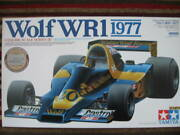 Tamiya 1/12 Wolf Wr1 1977 With Etched Parts W/photo-etched