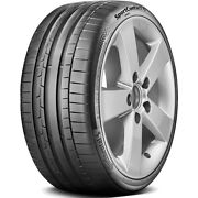 4 Tires Continental Sportcontact 6 245/35r19 93y Xl Ao High Performance