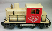 Lionel Postwar Hard To Find 57 Aec Switcher With Professionally Replaced Struts