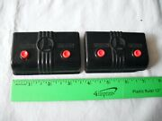 Lot Of 2 Lionel Uncouple Unload Switch Controller, Rcs, O27 O-27 Gauge O Scale