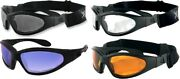 Bobster 2020 Adult Gxr Sunglasses/goggles 100 Uva/uvb Protection All Colors