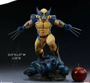 Wolverine Premium Formatandtrade Figure By Sideshow Collectibles