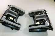 Recon 264372bkc Projector Headlights For 17-19 Ford Sd New Open Box Condition