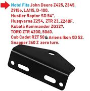 For Zero Turn Lawn Mower Models/ Listed Trailer Hitch 5 Replacement Lawnmower