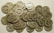 Lot Of 50 Denney And Hines Bus Company Muncie Indiana Transit Tokens - In660c