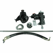 Borgeson 999026 P/s Conversion Kit- Fits 65-66 Mustang With Manu