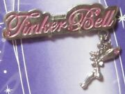 Mobile Jewelry Tinkerbell Disney Store Accessories Pink