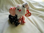 Ty Beanie Babies Righty 4th Of July 2000 Perfect Condition