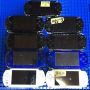 Confirmed To Work Playstation Portable Psp-1000 Psp-2000 Body Only Out Of