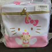 Sanrio Hello Kitty Vanity Pouch Good Friend Makeup Bag With Tracking