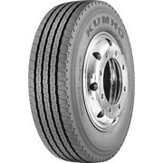 4 Tires Kumho Krs03 235/75r17.5 Load G 14 Ply Steer Commercial