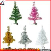 Christmas Tree Ornaments With Light New Year Festival Party Xmas Decoration