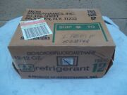 New Refrigerant R-12 12 Oz Can R12 Inter Dynamics [case Of 12] Free Shipping