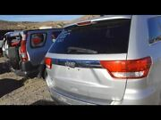 2013 Jeep Grand Cherokee Overland Decklid Tailgate 15865502