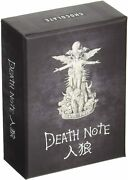 Death Note Wolf 4-6 People 15 Minutes For Ages 12+ Board Game