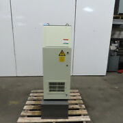 29x15x19 Electrical Enclosure Hinged Door And Back Plate From A Fanuc Robot
