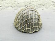1/6 Scale Toy Wwii - Imperial Japanese Army - Ballistic Helmet W/netting