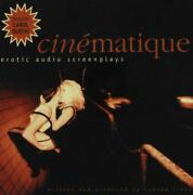 New Cinematique Erotic By Irons Sydney | Mar 1 1999 Music Cd