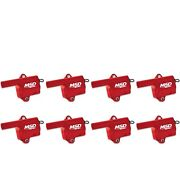 Msd Ignition 82868 Pro Power Direct Ignition Coil Set