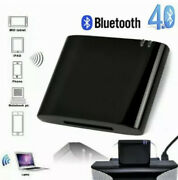 Bluetooth Music Adapter Receiver 30 Pin For Bose/sony/pure/jbl/ipod/iphone Dock