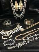 Vintage To Now Jewelry Lot J Crew And Unbranded
