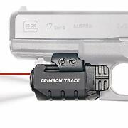 Crimson Trace Cmr-205 Rail Master Pro Universal Red Laser Sight And Tactical ...